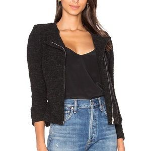 IRO Tenny Boucle Textured Jacket